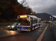 JR芸備線 豪雨災害 代行バス