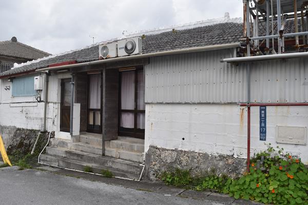 コザ吉原 廃墟