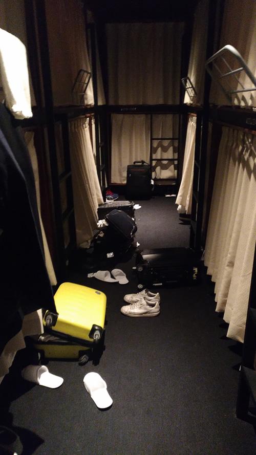 旅籠天神 福岡 安宿
