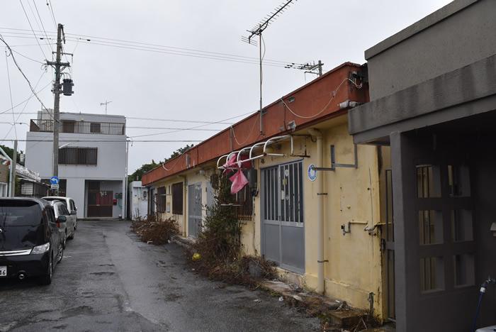 沖縄 廃墟 真栄原社交街