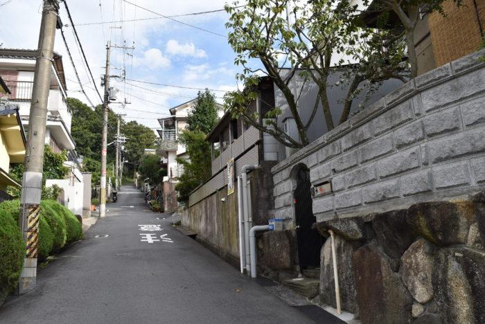 生駒 朝鮮寺 廃寺