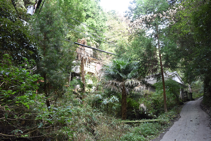 生駒 朝鮮寺 廃寺 月宮寺院