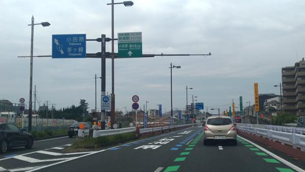 東京 大阪 ほぼ一般道