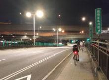 自転車 Youbike 士林夜市